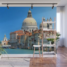 One day in Venice Wall Mural