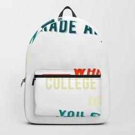 Exchange Trading Money Bull Bear Gift Backpack