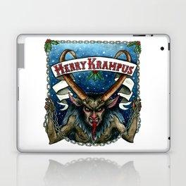 Merry Krampus Laptop & iPad Skin