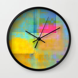 cover up. 3b Wall Clock