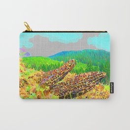 Pretty pretty clouds Carry-All Pouch