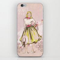 50s iPhone & iPod Skins featuring 50s by Galvanise The Dog