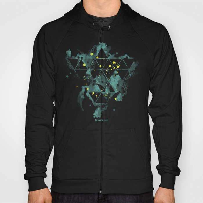 "Gravity Levels ""Space Bird"" Hoody"
