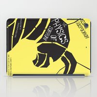 physics iPad Cases featuring The Physics of Sorrow by Open Letter Books