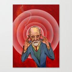 Herr Doktor Canvas Print