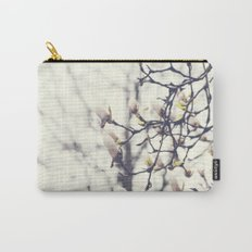 Magnolia Tree Carry-All Pouch