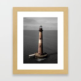 I Sea the Light Framed Art Print