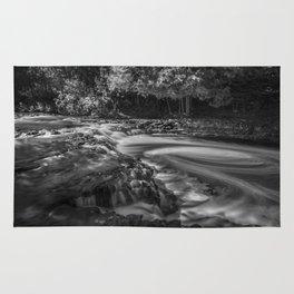 Ocqueoc Falls, Michigan. Rug