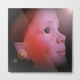 Elves-Child No. 01 Metal Print
