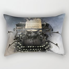 Piandemonium - Writers' Waltz Rectangular Pillow