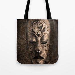 Imani African Art  Tote Bag