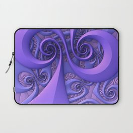 I Saw the Wind Today Laptop Sleeve