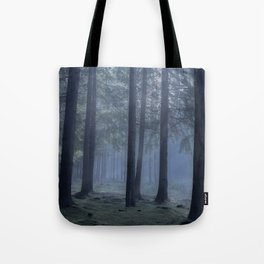 Forest atmosphere - Kessock, The Highlands, Scotland Tote Bag