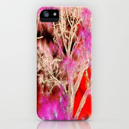 Though the clutter iPhone Case