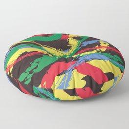 Plastic Dawn Floor Pillow