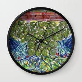 Fertile Land Wall Clock