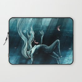 Dance of the Waterlily Laptop Sleeve