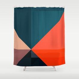 Geometric 1713 Shower Curtain