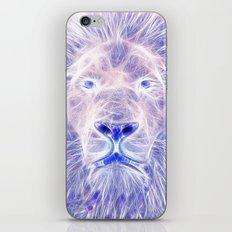 Electric Lion iPhone & iPod Skin