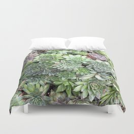 Desert Flower I Duvet Cover
