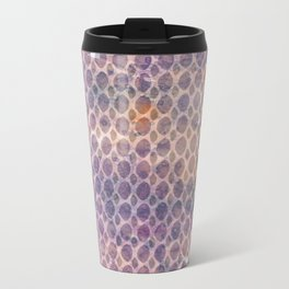 Colour Burst Metal Travel Mug
