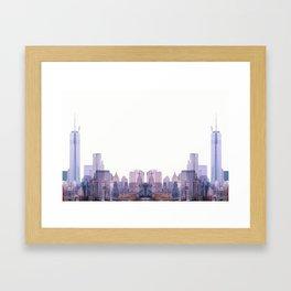 Brooklyn Views Framed Art Print