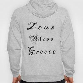 Zeus Bless Hoody