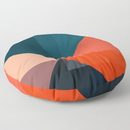 Geometric 1713 Floor Pillow
