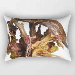 Water Binds Us All Rectangular Pillow