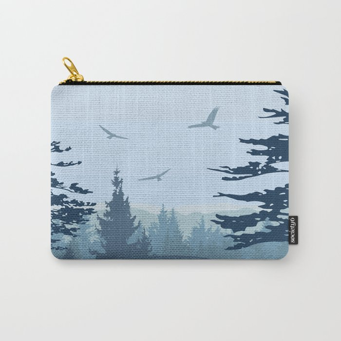 My Nature Collection No. 14 Carry-All Pouch
