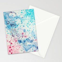 Thought Stream Stationery Cards