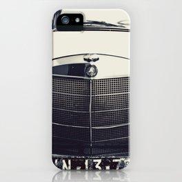 Benz iPhone Case