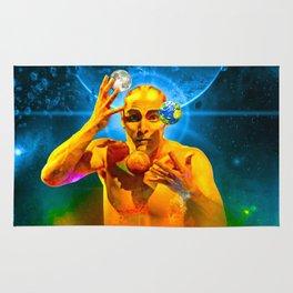 Cosmic Juggling Rug