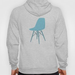 EAMES Ray & Charles Eames Molded Side Chair Hoody