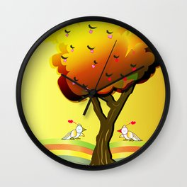 Inspiration of the day Wall Clock