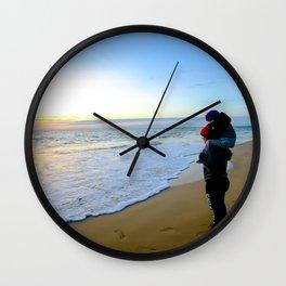 Rota Spain Beach 8 Wall Clock