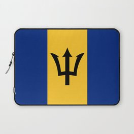 Flag Of Barbados Laptop Sleeve