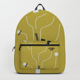 Clueless Bramble [Gold] Backpack