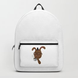 Man Bunny Backpack