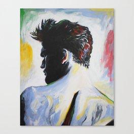 A Single Man Canvas Print