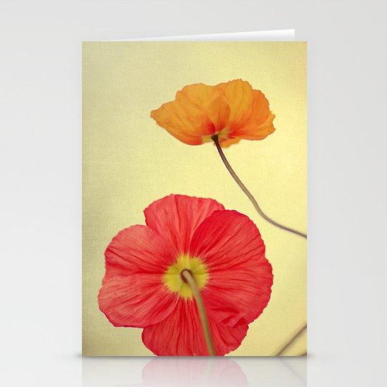 Les Jolies Fleurs Stationery Cards