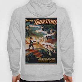 Vintage poster - Thurston the Magician Hoody