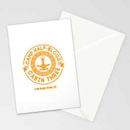 Percy Jackson Camp Half-Blood Stationery Cards
