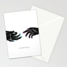 Don't fade away Stationery Cards