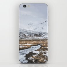 Heading to the Mountains iPhone Skin