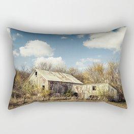 By The Riverside #8 Rectangular Pillow