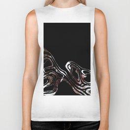 black marble xcv Biker Tank