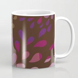 Dark drops Coffee Mug