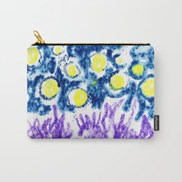 illuminated sky Carry-All Pouch