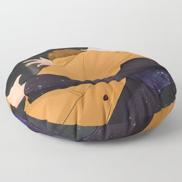 Yuri on Ice - Phan edition (Dan and Phil) Floor Pillow